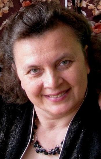Светлана Артемьева. Фото с сайта gazeta-licey.ru