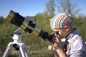 В ПетрГУ начал работу астрономический кружок для школьников
