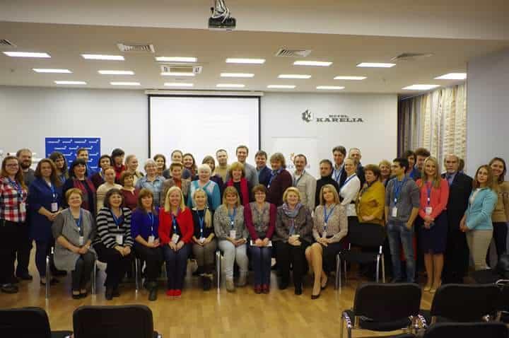 Участники лаборатории. Фото А. Артамонова