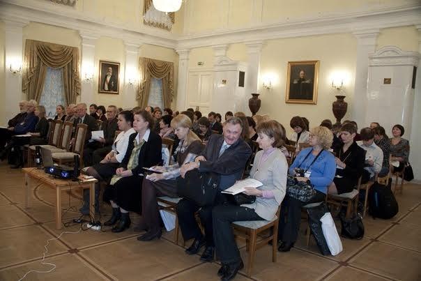 Участники конференции «Музеи в северном измерении»