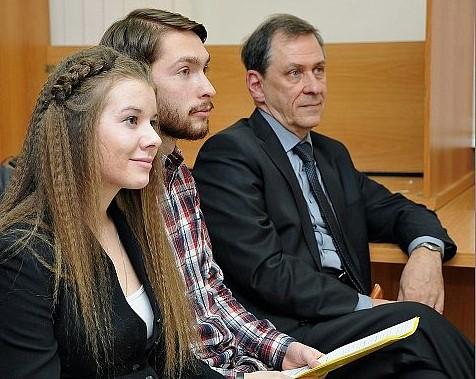 Андрей Кунильский со студентами филфака. petrsu.ru