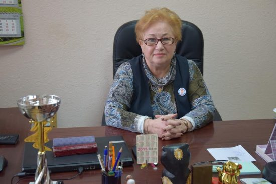 Людмила Ивановна Тихонова