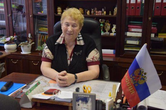Надежда Васильевна Пекарчик