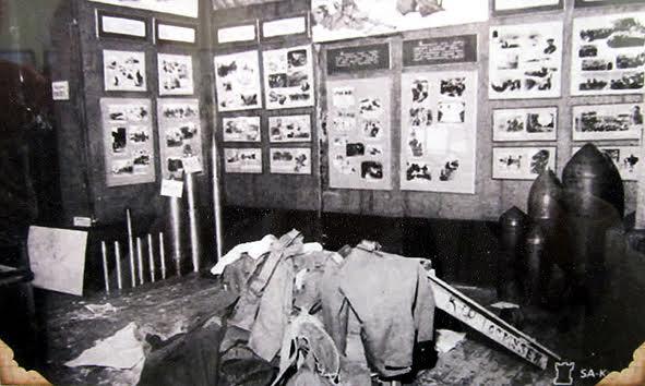 В краеведческом музее в годы войны