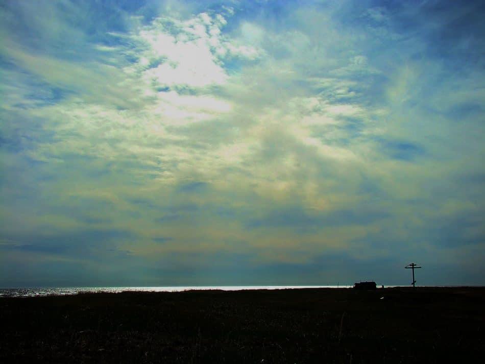 Белое море. Фото Ирины Ларионовой