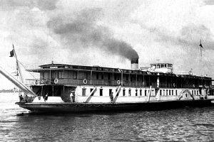Писательский пароход
