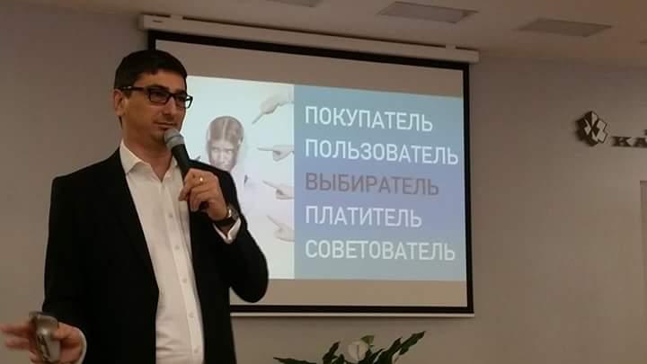 Дмитрий Перунов. Фото Дениса Кузнецова