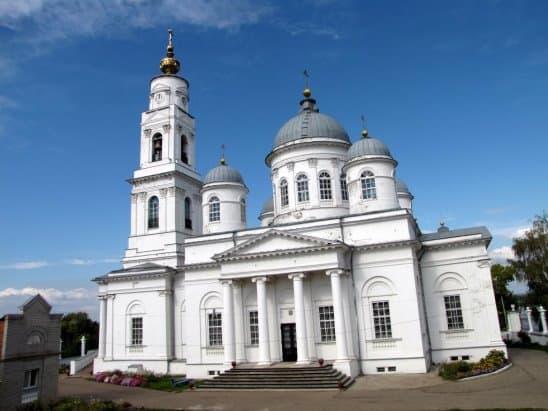 Никольский собор Чистополя