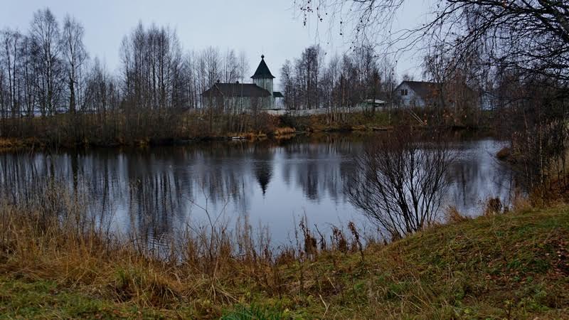 Калевала. Фото Ирины Ларионовой