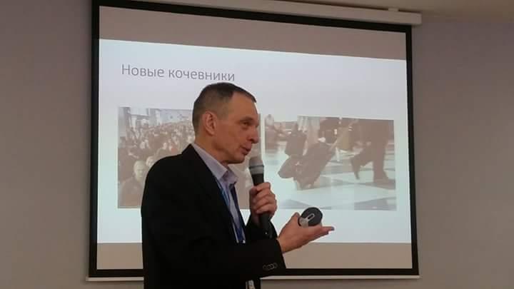 Михаил Гнедовский. Фото Дениса Кузнецова