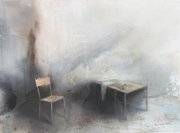 Энн Ларссон-Далин (Швеция). Оставленная мебель. Работа удостоена Почетного диплома жюри