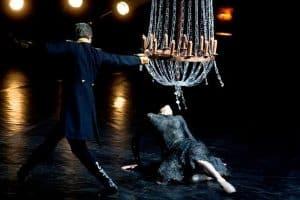 Балет «Анна Каренина» Музыкального театра Карелии в Екатеринбурге назвали «драмой на кончиках пальцев»
