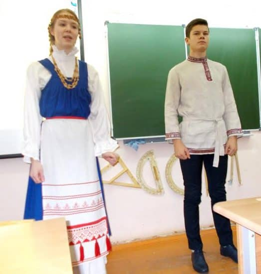 Арина Степанова и Рамис Гатаулин