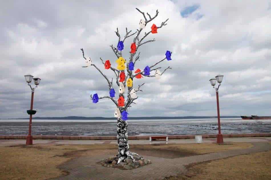 Эскиз обновленного дерева. Alte Schweden