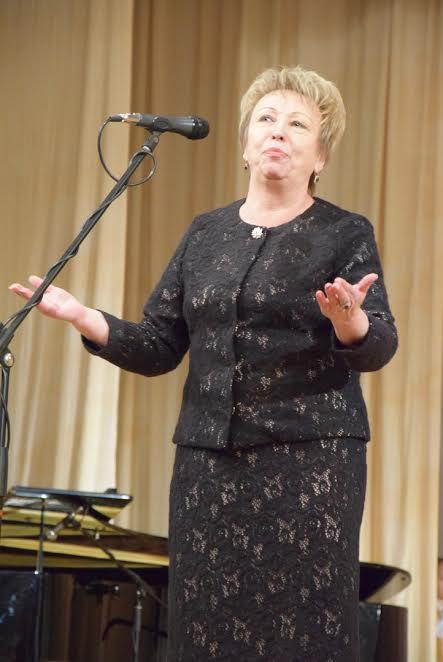 Директор гимназии Марина Кузнецова