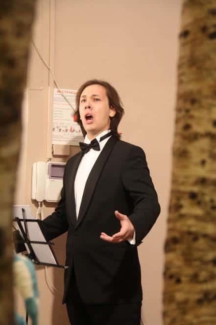 Игорь Макаров, солист Музыкального театра