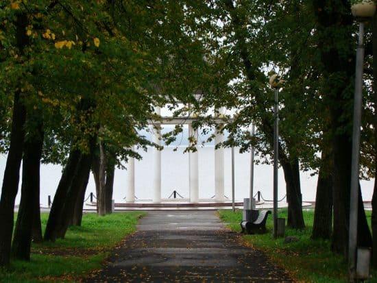 Левашовский бульвар. Фото Юлии Свинцовой