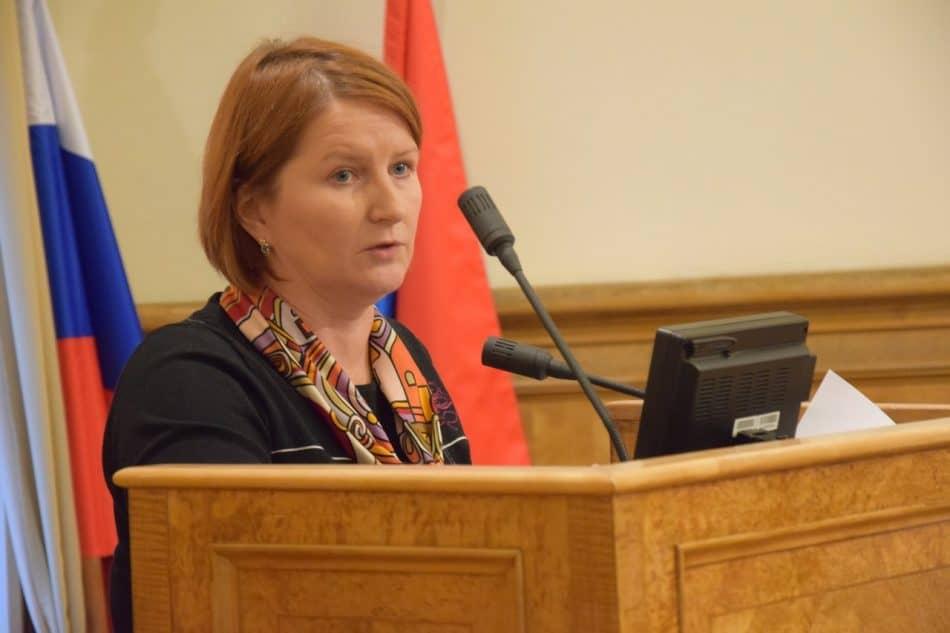 Анна Лопаткина. Фото Марии Голубевой