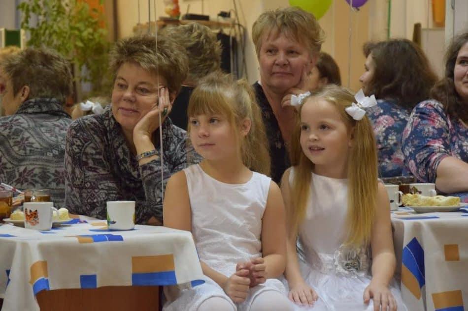 Мамин День отпраздновали в петрозаводском детсаду №41