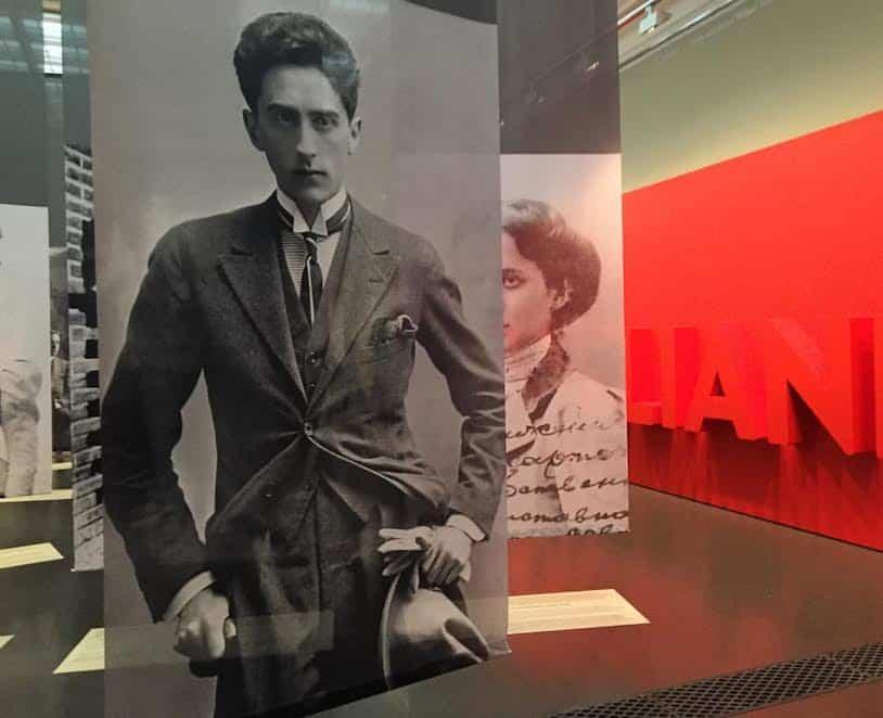 Выставка Модильяни в музее Ateneum