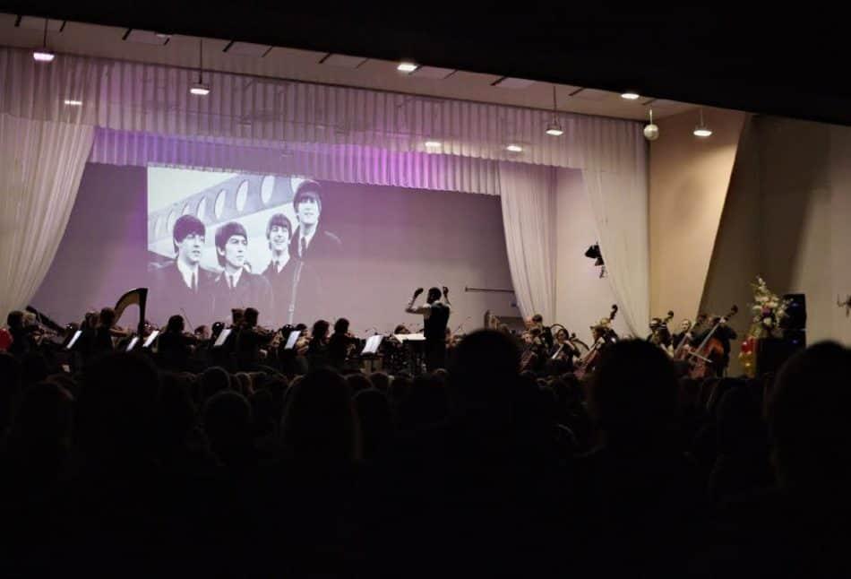 Ночь искусств в Карельской филармонии. Фото: Эдуард Тур