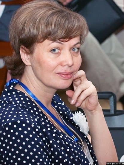 Ольга Бахмет