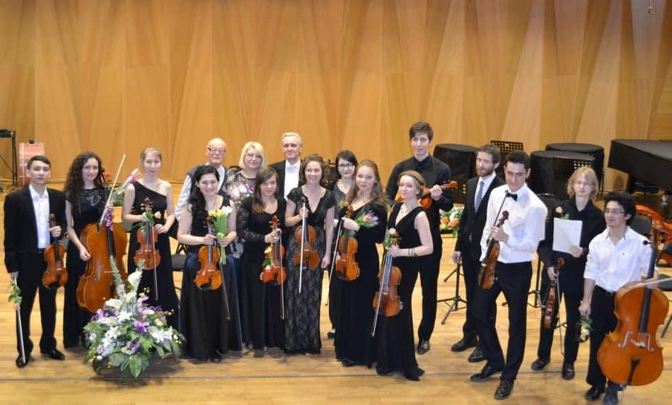 Камерный оркестр Петрозаводской консерватории Nord-West Studium