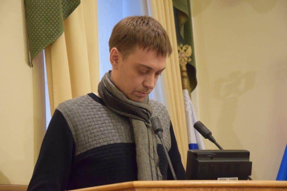 Андрей Рогалевич. Фото Марии Голубевой