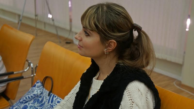 На вечере Владимира Софиенко