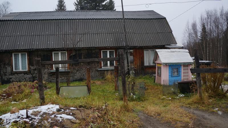 Дом Алмы Сапожниковой
