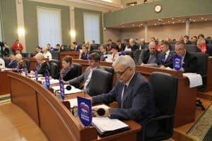 В Законодательном Собрании Карелии