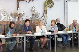 Пресс-конференция перед Ночью искусств прошла в Театре кукол Карелии