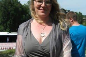 Ольга Гоккоева. Фото Валентины Акуленко