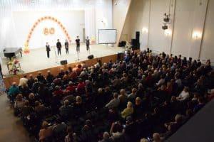 Школа № 9 имени Фрадкова отметила 80-летие