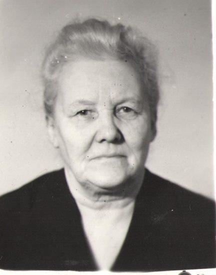 Моя бабушка Мария Георгиевна Майер