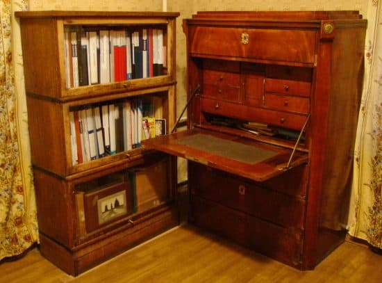 Наши старинные шкафы