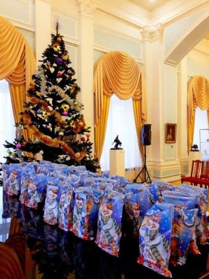 """в Музее изобразительных искусств Республики Карелия состоялось торжественное подведение итогов проекта """"Дорога к храму"""""""