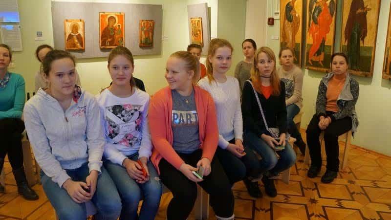 Ученики Финно-угорской школы - участники проекта