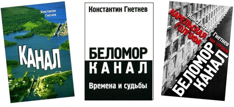 Трилогия Константина Гнетнева о ББК