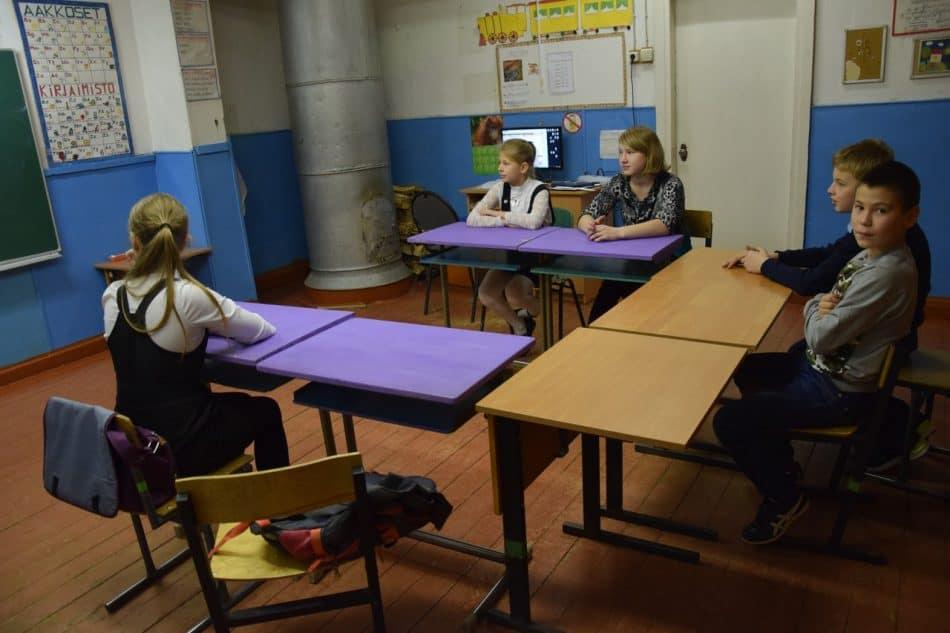 Что ждет маленькие сельские школы? Фото Марии Голубевой