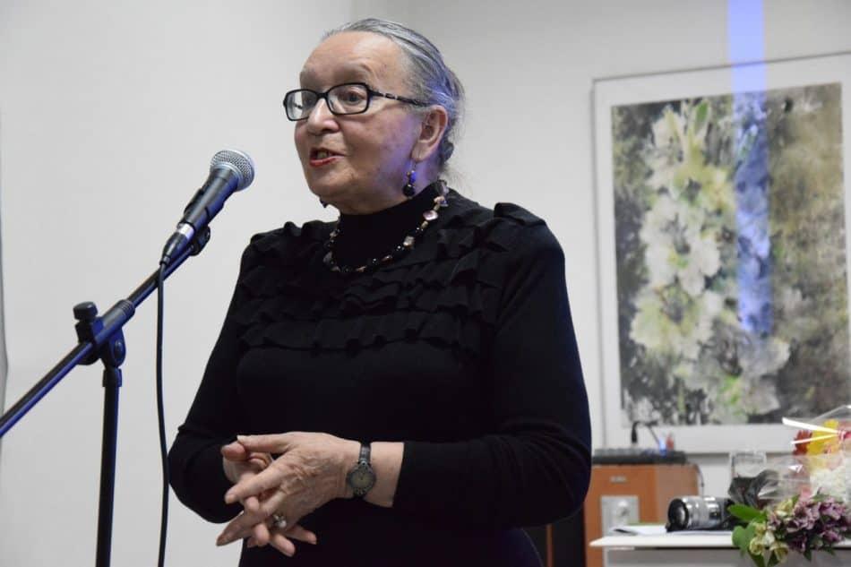 Директор Института региональной прессы Анна Шароградская приехала на встречу из Петербурга