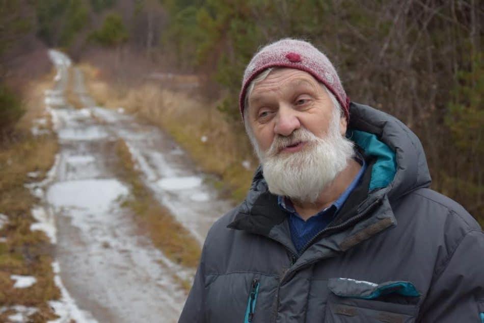 Михаил Степанов рассказывает о родных местах