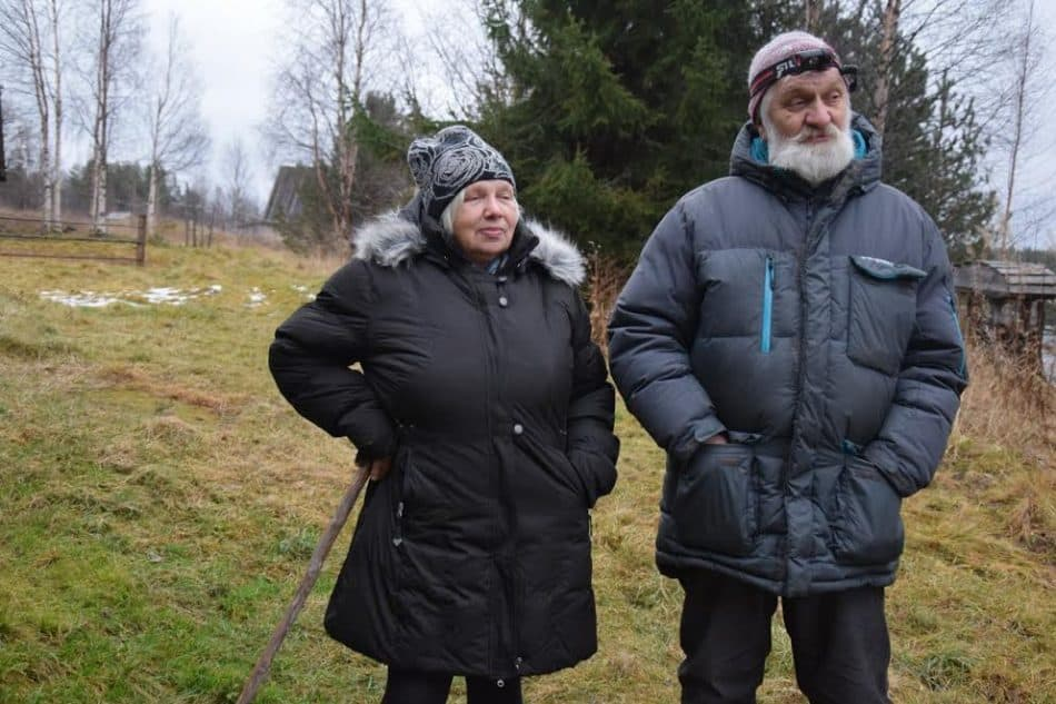 Ольга и Михаил Степановы
