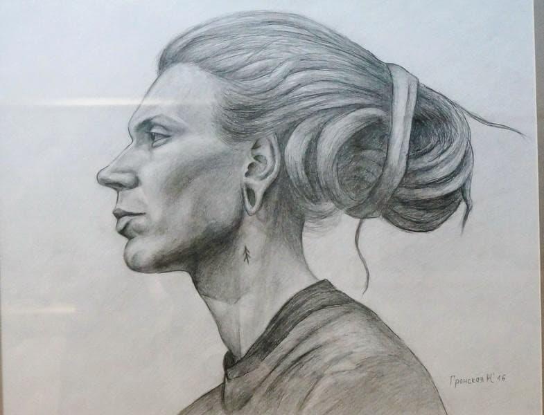 Кира Гронская. Индиго
