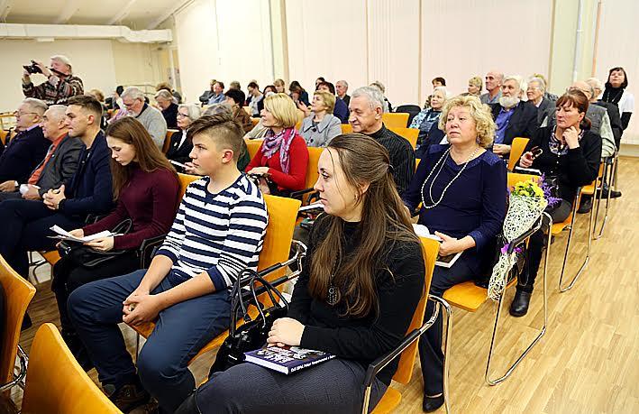 Презентации книги в Национальной библиотеке Карелии