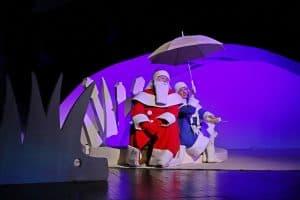 Национальный театр Карелии показал премьеру новогоднего спектакля «Волшебный посох»