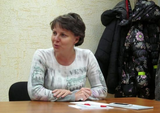 Юлия Мороз, заместитель директор гимназии № 30 им. Д.Н. Музалева
