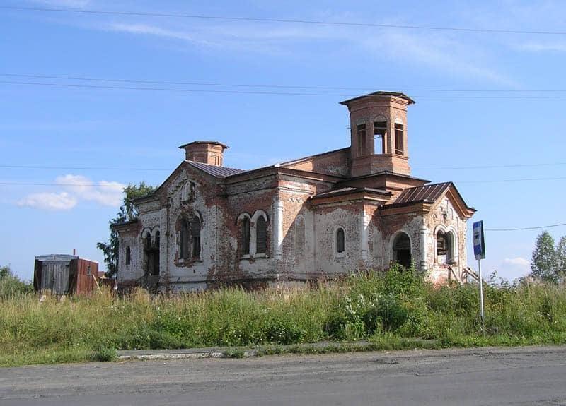 Церковь в 2011 году. Сайт Соборы.ру