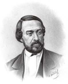 Василий Федулович Громов. Гравюра Н. Медведева