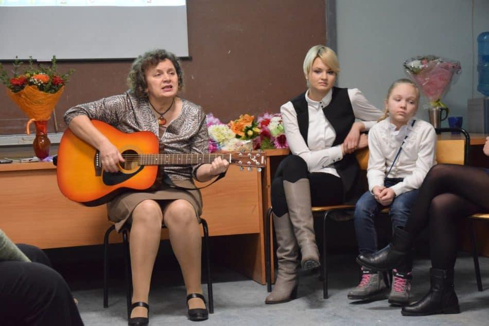 Светлана Артемьева. Фото Марии Голубевой